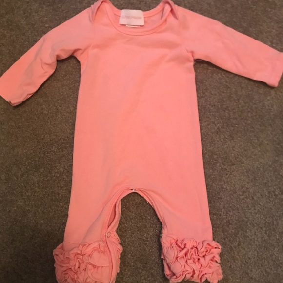 Other - O-3 month boutique onesie
